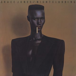 Grace Jones / Nightclubbing front