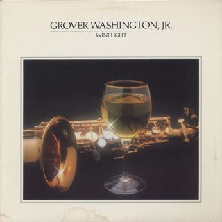 Grover Washington, Jr. / Winelight front