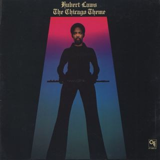 Hubert Laws / The Chicago Theme front