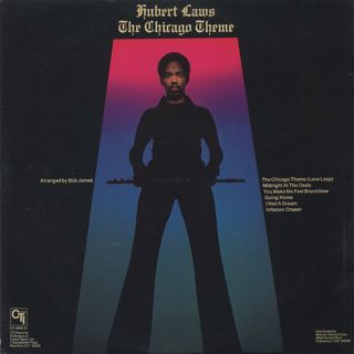 Hubert Laws / The Chicago Theme back