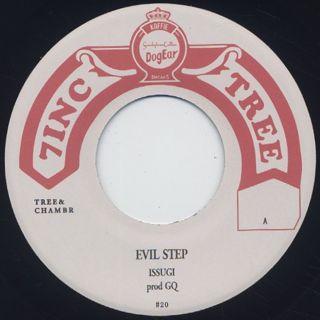 ISSUGI / Evil Step c/w Transition back