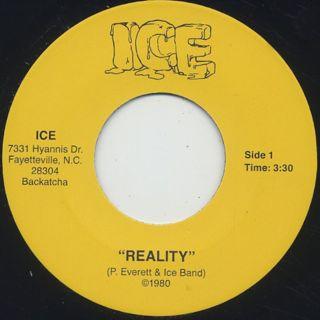 Ice / Reality