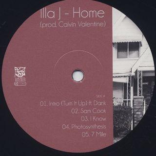 Illa J / Home label