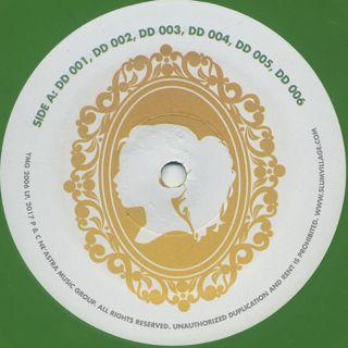 J Dilla / J Dilla's Delights Vol.1 label