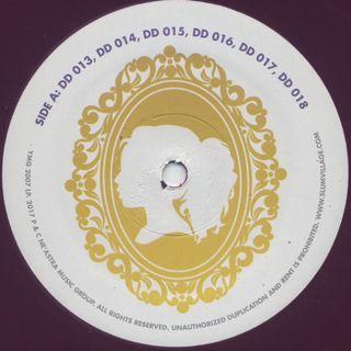 J Dilla / J Dilla's Delights Vol.2 label