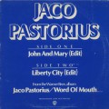 Jaco Pastorius / John And Mary c/w Liberty City-1
