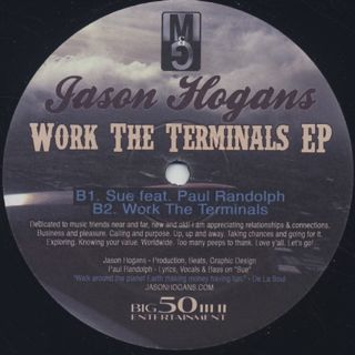 Jason Hogans / Work The Terminals EP back