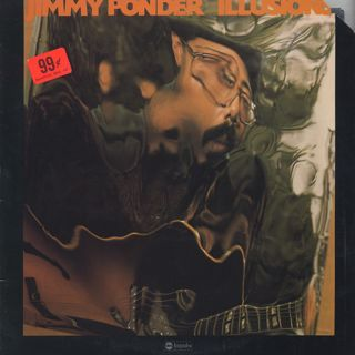Jimmy Ponder / Illusions front