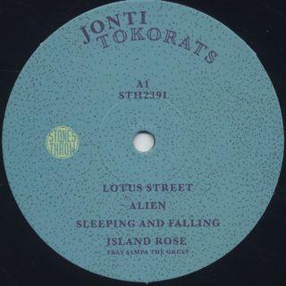 Jonti / Tokorats label