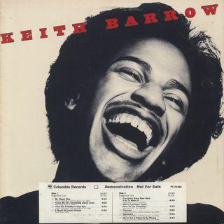Keith Barrow / S.T.