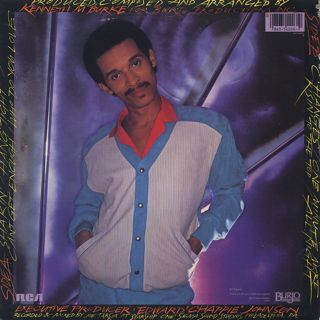 Keni Burke / Changes back