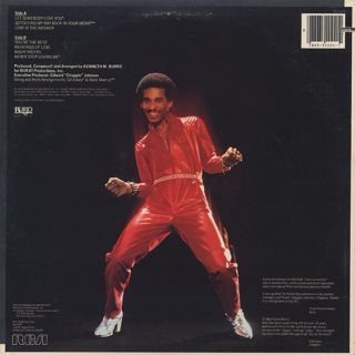Keni Burke / You're The Best back