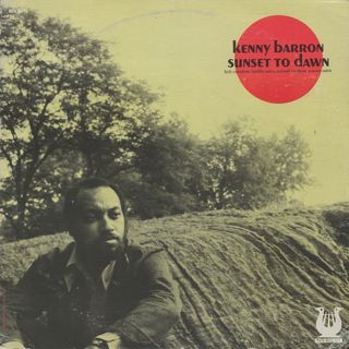 Kenny Barron / Sunset To Dawn front