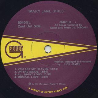Rick James / Come Get It label