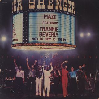Maze Featuring Frankie Beverly / Live In New Orleans