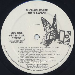 Michael White / The X Factor label