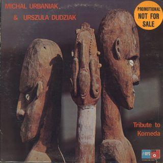 Michal Urbaniak & Urszula Dudziak / Tribute To Komeda