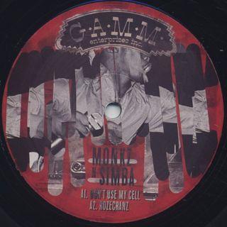 Monkz N Simba / EP