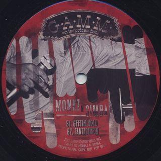 Monkz N Simba / EP back
