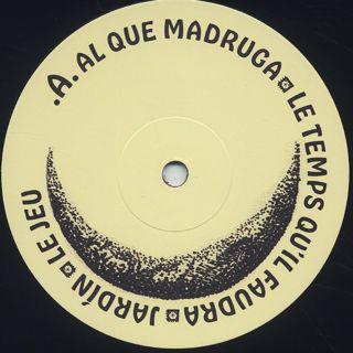 Natalia Doco / El Buen Cualicho label