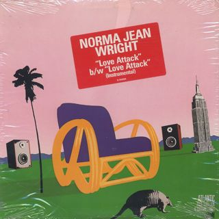 Norma Jean Wright / Love Attack