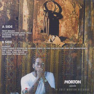 PJ Morton / Gumbo back