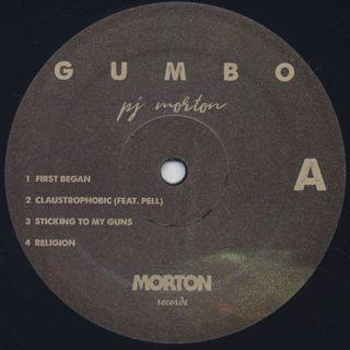 PJ Morton / Gumbo label