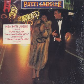 Patti Labelle / I'm In Love Again