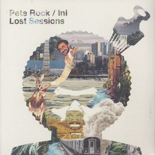 Pete Rock / INI - Lost Sessions front