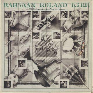 Rahsaan Roland Kirk / Kirkatron