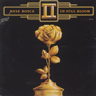 Rose Royce / In Full Bloom front