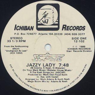 Slave / Jazzy Lady
