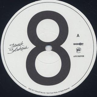Statik Selektah / 8 label
