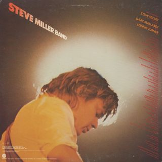 Steve Miller Band / Fly Like An Eagle back