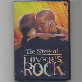 Story Of LOVER'S ROCK (DVD) front