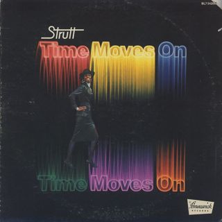 Strutt / Time Moves On front