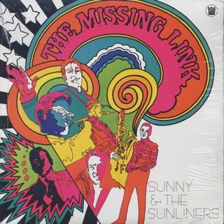 Sunny & The Sunliners / The Missing Link front