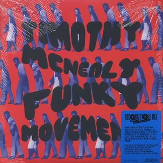Timothy McNealy / Funky Movement