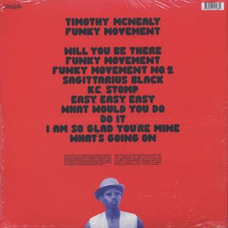Timothy McNealy / Funky Movement back