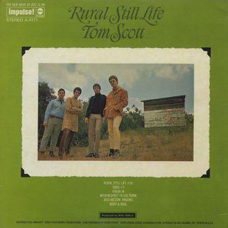 Tom Scott / Rural Still Life back