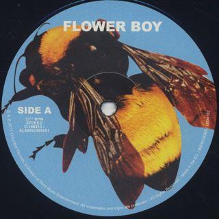 Tyler The Creator / Scum Fuck Flower Boy label