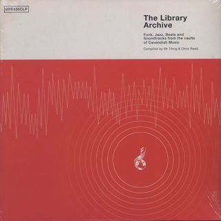 V.A. / The Library Archive(Funk, Jazz, Beats And Soundtracks From The Vaults Of Cavendish Music)