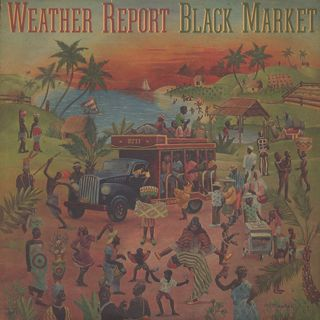 Weather Report / Black Market front