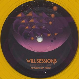 Will Sessions featuring Amp Fiddler / Kindred Live label