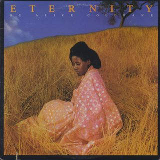Alice Coltrane / Eternity front