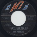Ann Peebles / I Can't Stand The Rain