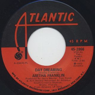 Aretha Franklin / Day Dreaming (45)