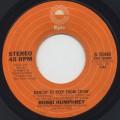 Bobbi Humphrey / Dancin' To Keep From Cryin'