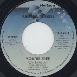 Brenda Russell / So Good, So Right back