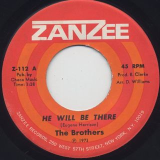 Brothers / He Will Be There (7